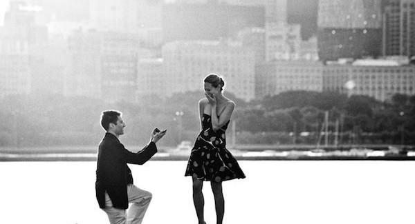 WeddingFair neemt je mee in een reis langs de geheimpjes van huwelijksaanzoeken.