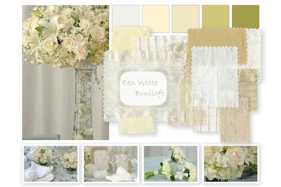 Workshop wedding-moodboard maken bij WeddingFair