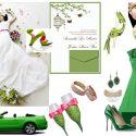 Moodboard maken bij WeddingFair Groen