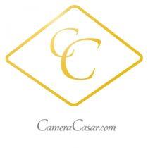 Camera Casar met naam logo