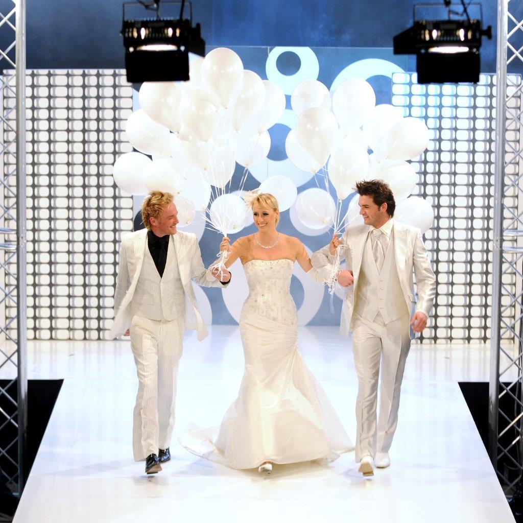 bruidsmodeshows koonings