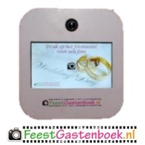 Feestgastenboek WeddingFair