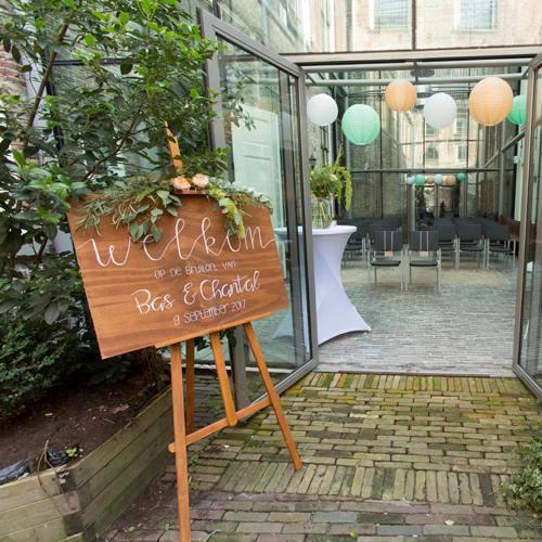 Moods Ceremonie Atrium 4kant WeddingFair