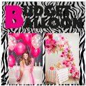 Bugetballoons ballonnen bruiloft trouwen huwelijk