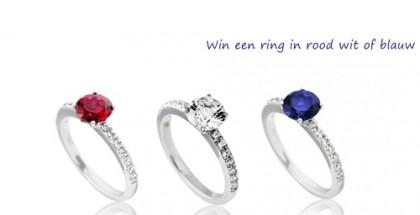 wk actie voor een bruid die een ring wil winnen