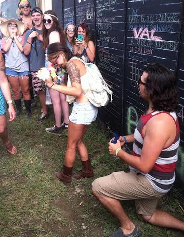 Aanzoek muziekfestival Tennessee 6
