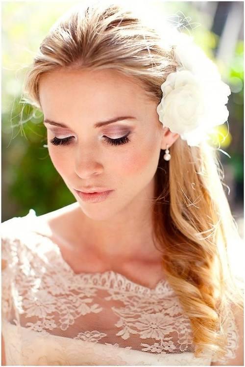 make up voor de bruid