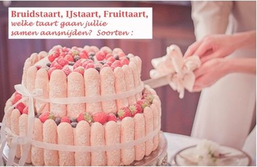 Bruidstaart; van traditioneel tot cupcakes