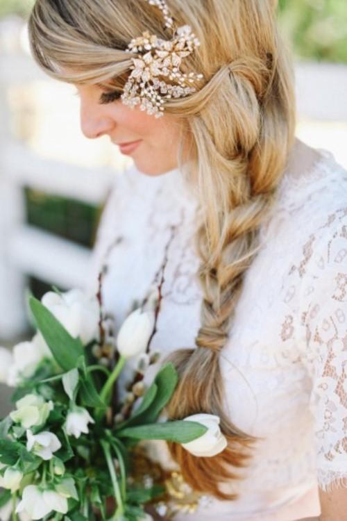 6. INSPIRATIE BRUILOFT. haaraccessoire bruid