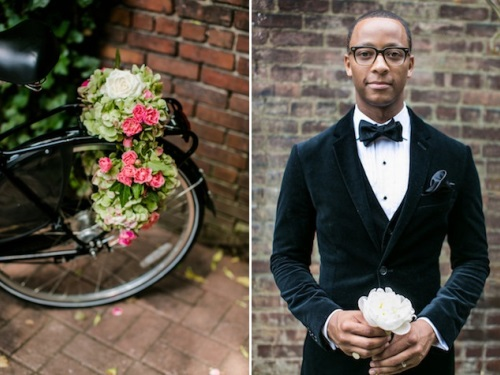 A1. BRUILOFT INSPIRATIE. brooklyn chic. bruidegom