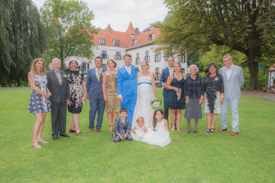 Brechje Derek en Familie