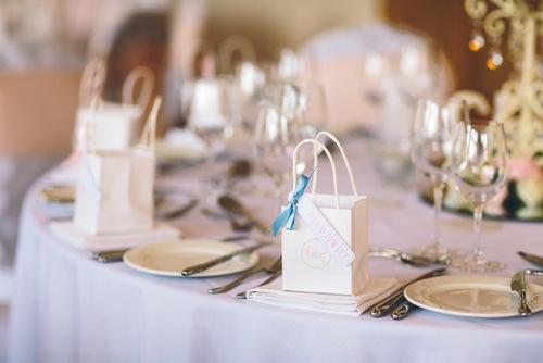 Trouwbedankje - Huwelijksbedankjes. goodie bag