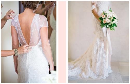 Foto's van je trouwjurk die je zeker wilt hebben