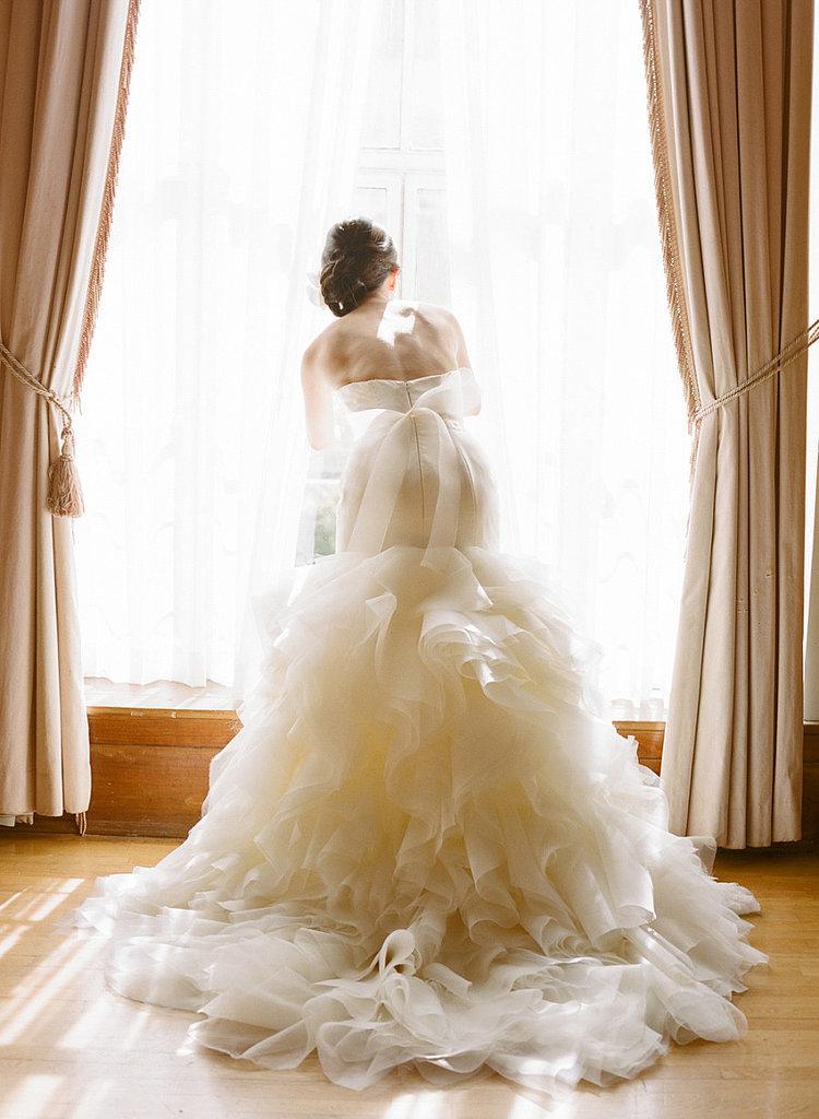 foto van je trouwjurk