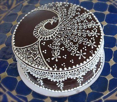 henna taart 2