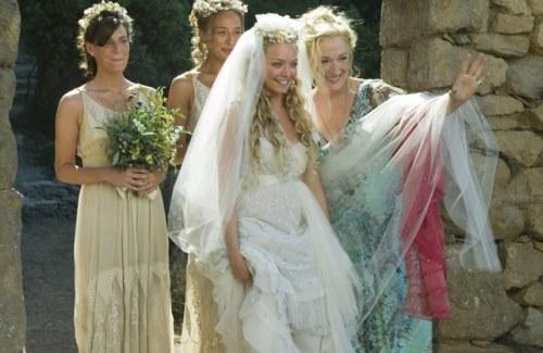 Mamma Mia trouwfilm