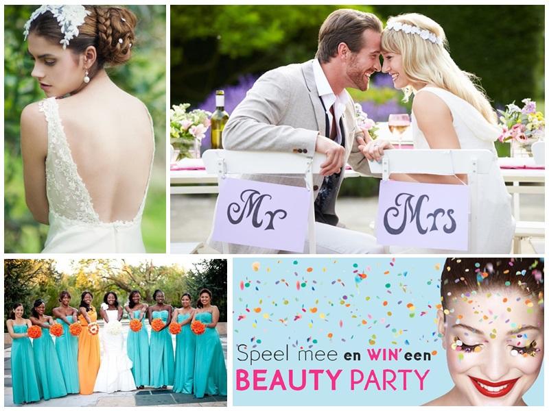 bruid en beauty