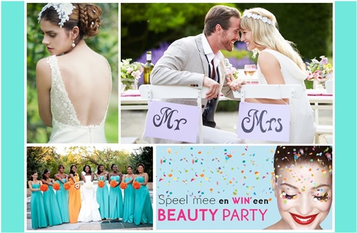 bruid en beauty weddingfair