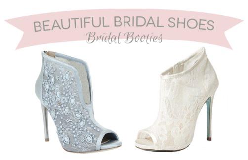 laarsjes boots bruid