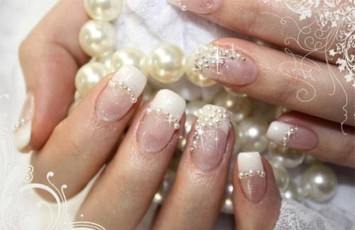 top 5 bruidsmanicure