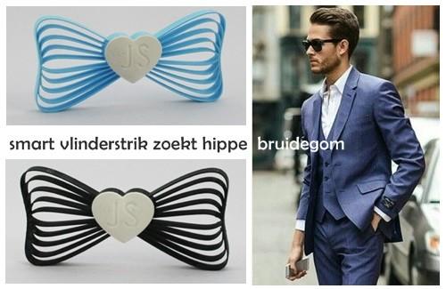 hippe vlinderstrik 3d