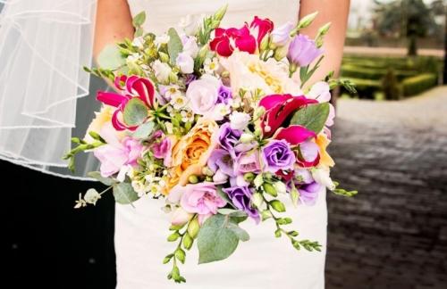 Bruidsboeket en Bloemwerk kiezen