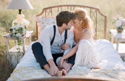 Mini Love Shoot @ Festival WeddingFair