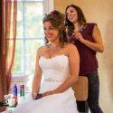 Nathalie Visagie bruid