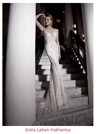 Galia Lahav Katharina WeddingFair 1