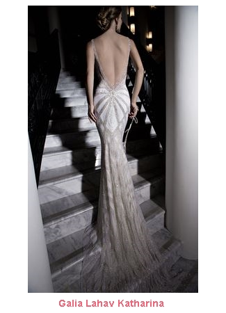 Galia Lahav Katharina WeddingFair 2
