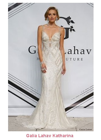 Galia Lahav Katharina WeddingFair 3