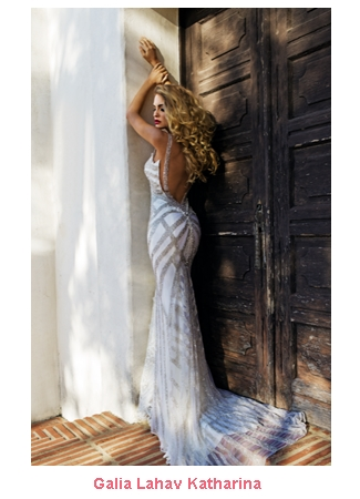 Galia Lahav Katharina WeddingFair 4