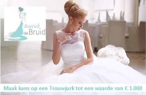 #loveandwin Boetiek de Bruid