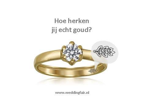 Juweliers in de fout met echt goud