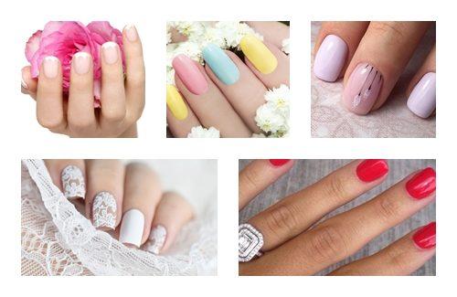6x Bridal nails om jou te inspireren