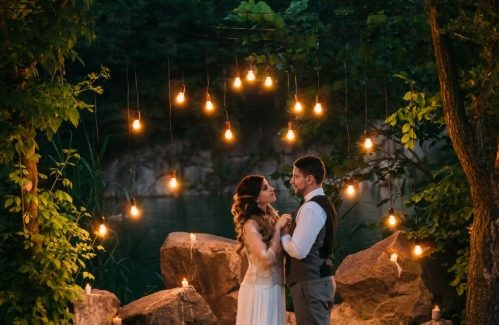 Bohemian bruiloft styling: 40 inspirerende real-wedding foto's