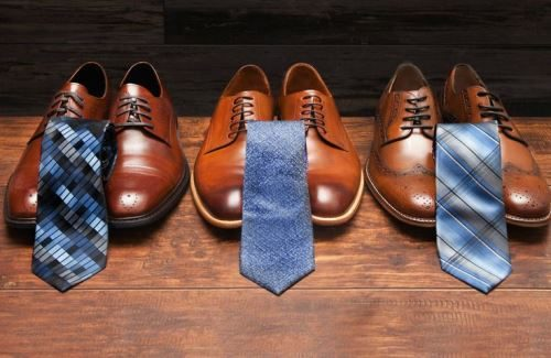 Trouwschoenen voor heren; bruidegoms kopen schoenen