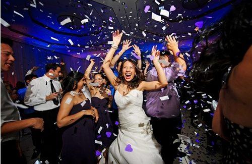 Muziek op je trouwdag; voor je trouwceremonie, receptie, diner en feest