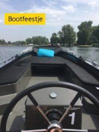 Vrijgezellen boot tekst