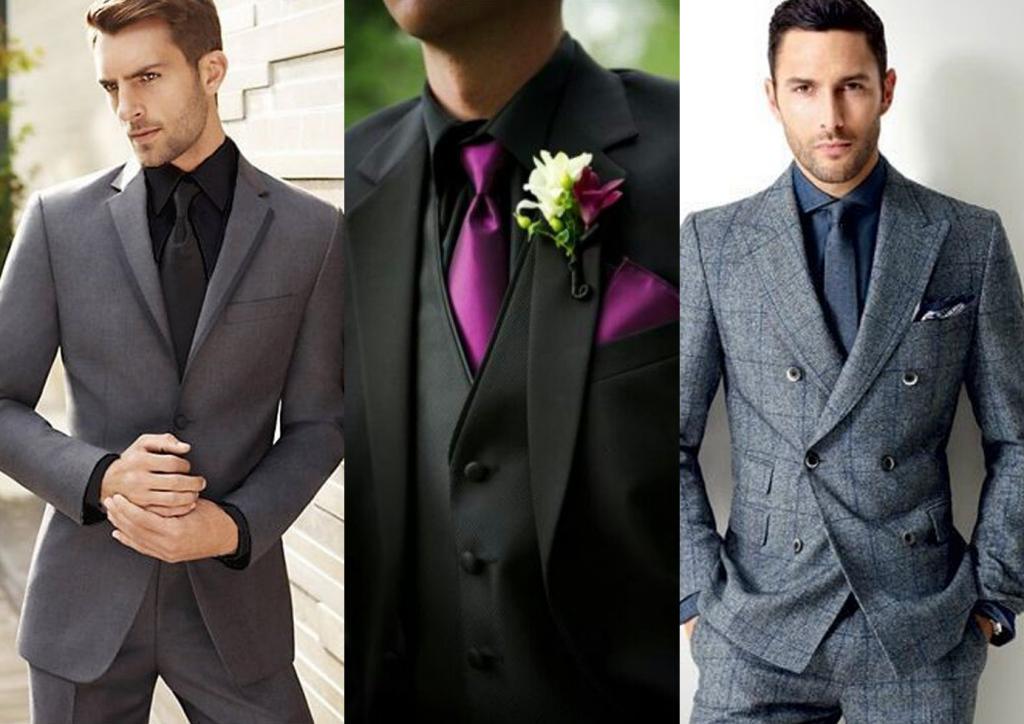 Overhemd Voor Pak.Hoe Combineer Je Een Stropdas Met Je Trouwpak Tips Voor De