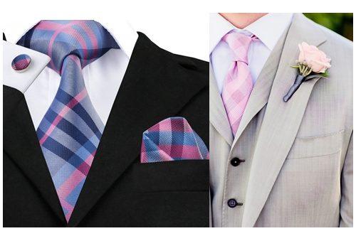 Hoe combineer je een stropdas met je trouwpak. Tips voor de bruidegom