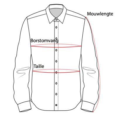 Maat Overhemd.Hoe Combineer Je Een Stropdas Met Je Trouwpak Tips Voor De