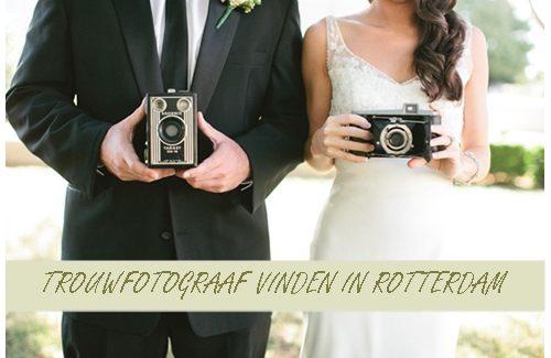 Trouwfotograaf vinden in Rotterdam