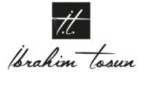 Logo Ibrahim Tosun zwart
