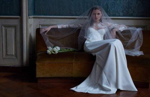 La Perla brengt haar eerste Bruids Collectie uit— En hij is erg Hot