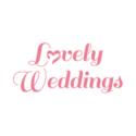 lovely weddings logo