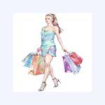 web icoontje magazine shopping